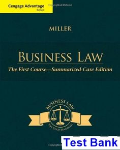 Bank management 8th edition solutions manual by koch macdonald free cengage advantage books business law the first course summarized case edition 1st edition miller test bank fandeluxe Gallery