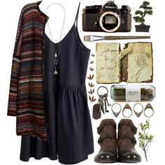"""Into the Darkness They Go"" by angelloch on Polyvore"