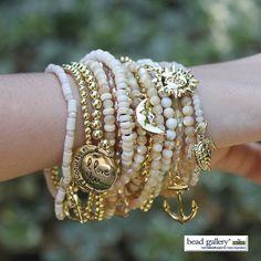 The Shore Bracelets Model wateramrk