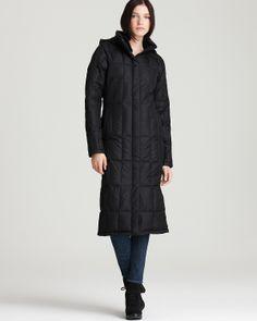 My next winter coat? The North Face® Triple C Long Down Coat | Bloomingdale's
