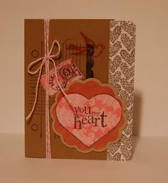 Ippity Stamps....cute Card!