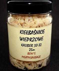 Jelita Wieprzowe Kiełbaśnice 30/32 25m • Osłonki i Kiełbaśnice, Jelita i Siatki Wędliniarskie - Sklep