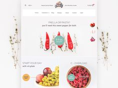 Foodly Store is Alive! by Olia Gozha