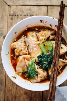 Stay warm this fall season and make these delicious wonton soups.