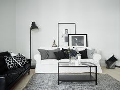 'Minimal Interior Design Inspiration' is a biweekly showcase of some of the most perfectly minimal interior design examples that we've found around the web - Living Room Interior, Home Living Room, Living Room Decor, Living Spaces, Living Room Inspiration, Interior Design Inspiration, Design Ideas, Piece A Vivre, Deco Design