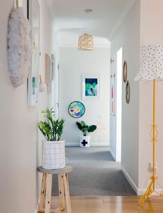 A Wellington home is renewed thanks to some skillful hands and DIY decor
