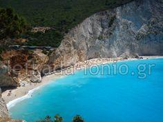 Porto Katsiki beach @ Lefkada island Greece