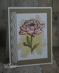 LW Designs: Stampin' Up! You've Got This and Sale-A-Bration Delicate Details - SAB