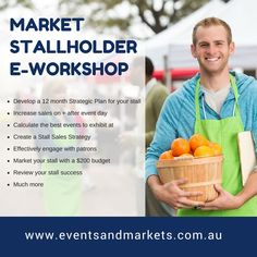 Learn to sell more from your market stall on and after event day. Business Card Displays, Business Signs, Business Cards, Market Stall Display, Market Stalls, Fashion Displays, Food Displays, Stall Signs, Accessories Display