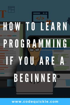 If you want to learn programming, but don't know where to start, which programming language should you choose and where to learn it, you are on the right place. Learn Programming, Programming Languages, Data Science, Computer Science, Create Website, Web Development, Life Hacks, Coding, Tech