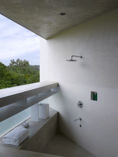 Sri Lanka, maison, architecte Shigeru Ban © Philippe Garcia