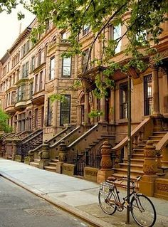 there is just something I love here Historic Harlem - NYC