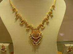 champagne gold necklaces - بحث Google