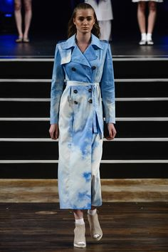 Marcel Ostertag Berlin Spring 2017 Fashion Show - Berlin Womenswearsummer…