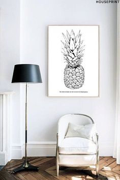Instant Home Update: Pineapples