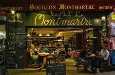 Café Montmartre, Paris