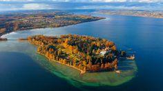 Insel Mainau im Herbst