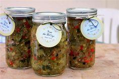 Zucchini Relish Recipe (4)