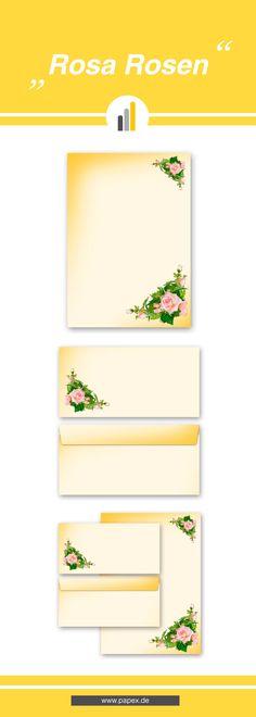 Briefpapier / Motivpapier ROSA ROSEN - Sagen Sie es »durch die Blume« mit unseren variantenreichen Blütenmotiven oder Designs aus vielen anderen Themenbereichen, um einem persönlichen Schreiben den richtigen Rahmen zu verleihen. Das Verwenden Sie unsere Produkte als Werbewirksame Zielgruppenmailings, Weihnachtsgrüße, für Angebote, als Saison-Briefpapier, für Einladungen, Glückwünsche, Speisekarteneinlagen, Aktionsprogramme, Feste, als Aushang im Schaufenster und für weitere tausend Anlässe.