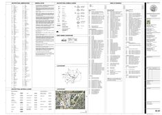 sample architectural drawings title blocks - Visicom Yahoo Image Search Results Title Block, Construction Drawings, Wood Architecture, Interior Sketch, Location Map, Medium Hair Cuts, Gate Design, Technical Drawing, Designs To Draw