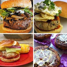 It's not too late to grab one last bite of summer! Try these 8 awesome #burger #recipes on your grill tonight! http://teamra.ch/1qQkupj