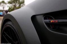 BMW E92 M3 GTRS3 Matte - Vorsteiner