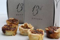 Butter Tarts from Street Bakery Baked Bakery, Butter Tarts, Muffin, Sugar, Baking, Street, Breakfast, Recipes, Food