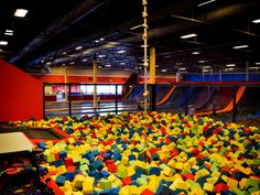 Jumpstreet Indoor Trampoline Park in Littleton, CO | Birthday Parties | Corporate Events | Kids Teens Adults of all ages!