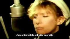 Barbra Streisand - Memory - Traduction Française - YouTube