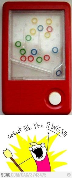 i don't care what you say, this thing used to keep me occupied for hours. may we forever cherish our 90's memories.