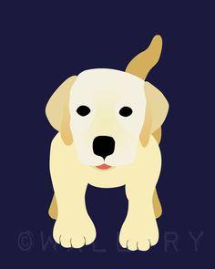 More puppy art