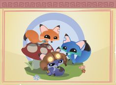 For the animal counterpart, see Fox. Not to be confused with the Pet Arctic Fox or the Pet Fennec Fox. Christopher Evans, Fennec Fox, Pet Fox, On The Bright Side, Animal Jam, Arctic Fox, Best Games, Smurfs, Pets