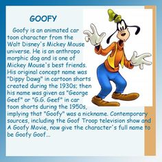 disney goofy quotes - Google Search