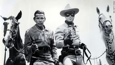 RANGER - The adventures of masked hero, The Lone Ranger and his Native American partner, Tonto , Get premium, high resolution news photos at Getty Images Classic Tv, Classic Movies, Old Tv Shows, Movies And Tv Shows, Tv Westerns, The Lone Ranger, Canadian History, Western Movies, In Hollywood