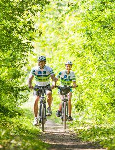 Entdecken Sie mit dem Rad wunderschöne Plätze entlang der Murauen in Bad Radkersburg. #badradkersburg #regionbadradkersburg #radfahren #rad #murauen #radurlaub