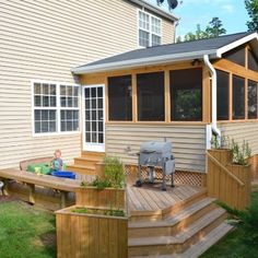 126 Best Screened In Deck And Patio Ideas Images On Pinterest | Decks, Patio  Design And Patio Ideas