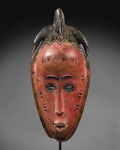 Face Mask (Gu). Côte d´Ivoire