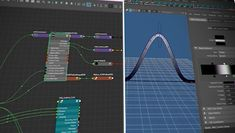 Learn how you can easily create a dynamic cluster for a spline rig in Maya, using a ramp node to control the fall off of the effect.