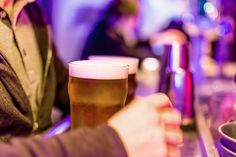 Världens längsta bardisk #Düsseldorf #Dusseldorf #Tyskland #Germany #bar #Europe #Europa #Drinks #city