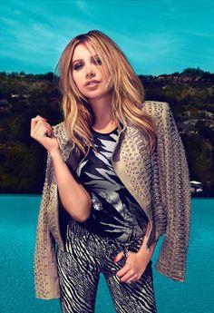 Ashley Tisdale – Photoshoot for 'Bello' Magazine August 2014