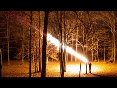 This is a 12 gauge shell called dragons breath! It turns your shotgun into a flame thrower!!!!!!!