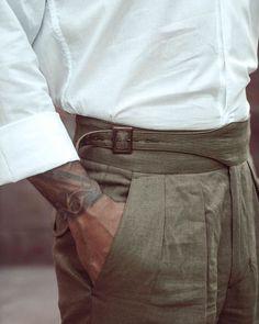 Men Trousers, Mens Dress Pants, Men Pants, Suit Fashion, Fashion Pants, Business Casual Men, Men Casual, Stylish Mens Outfits, Casual Outfits