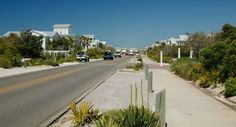 Seaside, South Walton Florida I miss this place. Can't believe I lived here!!! I will be back:)