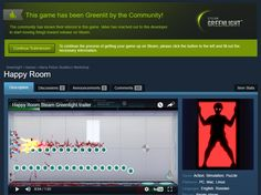 #gamedevelopment #game Happy Room is greenlit! Thank you all for votes! #indiedev #gamedev #indiegames http://pic.twitter.com/rSdibaIJPR  Mana Po   Game Dev Top (@GameDevLopMent) October 4 2016