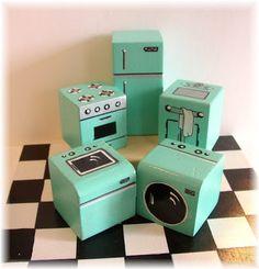 Puppenstuben & -häuser 1/12 Puppenhaus Miniatur Möbel Vintage Kupfer Metall Elektrische Pan Decor