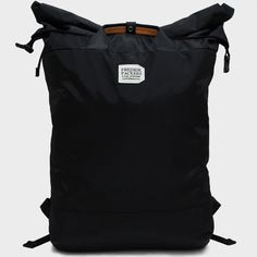 FREDRIK PACKERS, BAKER PACK / BLACK