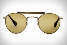 The Soloist Round | By Oliver Peoples