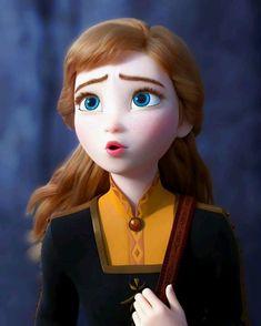 Anna Disney, Disney Rapunzel, Disney Frozen Elsa, Disney Art, Disney Princesses, Princess Anna Frozen, Frozen And Tangled, Frozen Elsa And Anna, Frozen Heart