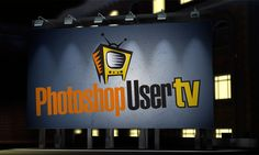 Photoshop User TV for great information on Photoshop.