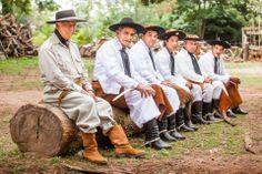 Gauchos en Salta, Argentina